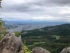 天狗山から石狩方面の景色 - 濱田智紀.jpg
