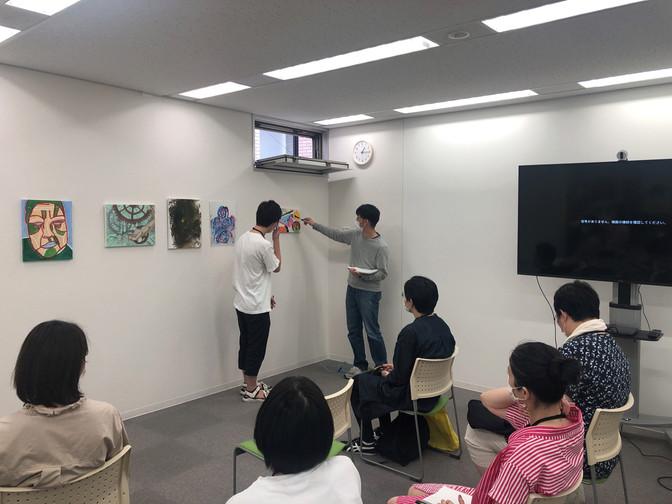 7月3日「絵画論2」山本雄基さん