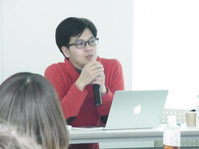 3/18「後期修了企画展」講座+講評