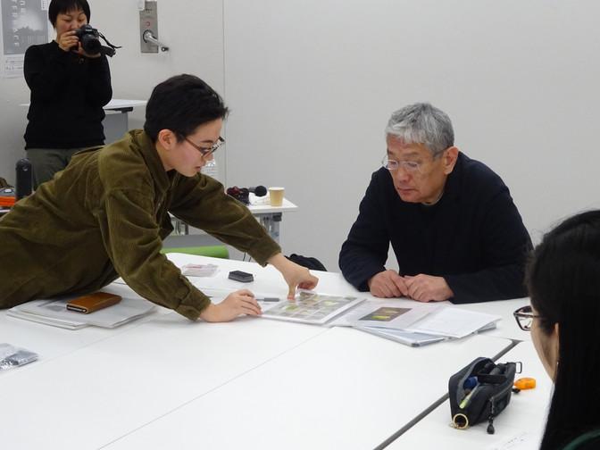 2/8 制作コース「美術をめぐる環境はどう変わったか?傾向と対策」天野太郎さん