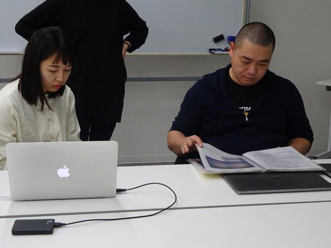 11/16 制作コース「ポートフォリオをつくりコンペに応募する」風間天心さん