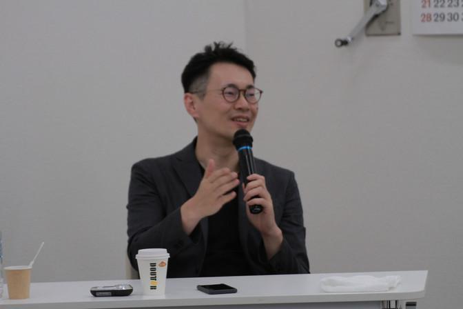 10/6 企画コース「プレゼンテーションを学ぶ」(鎌田順也さん)