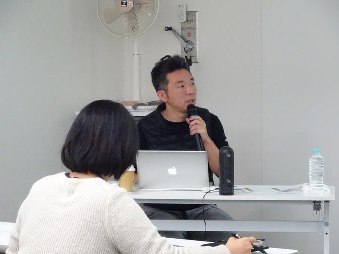 12/7 企画コース「企画の組み立て方」漆崇博さん