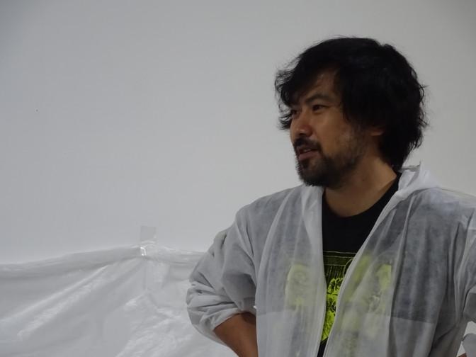 7/6 制作コース「スカルプチャーのオバケのレクチャー」金氏徹平さん