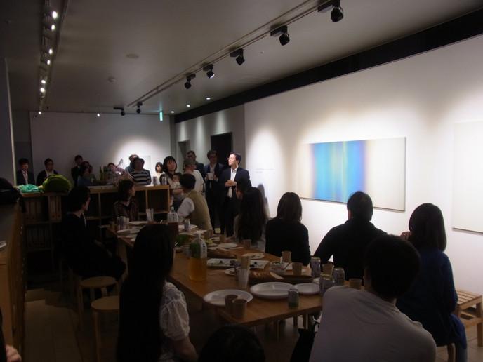 テラス計画で6月15日、「プロジェクタがテラス計画の管理人になりましたパーティー」が開催されました!