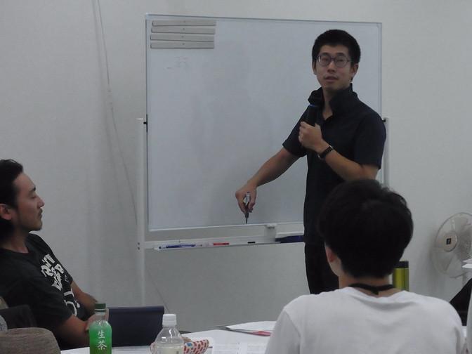 8/26 制作コース「アンインストール:インスタレーションからみる日本近現代美術史」