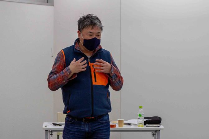 12/19 企画「企画をつたえる」(神長敬さん)
