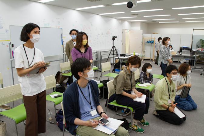 7/4 絵画論/課題の講評(制作・山本雄基さん)