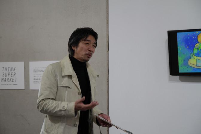 10/20 制作コース前期展 公開講評(端聡さん、川上大雅さん、宮井和美さん)