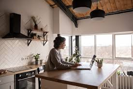 How to work from home in the kitchen
