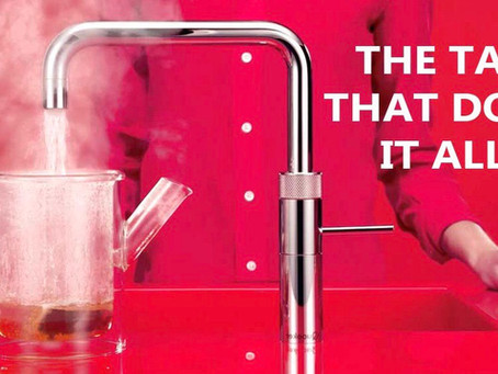 The tap that does it all - Quooker Cube Review