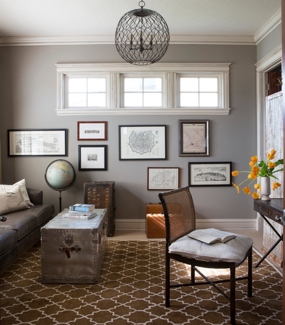Sherwin Williams Worldly Gray Images
