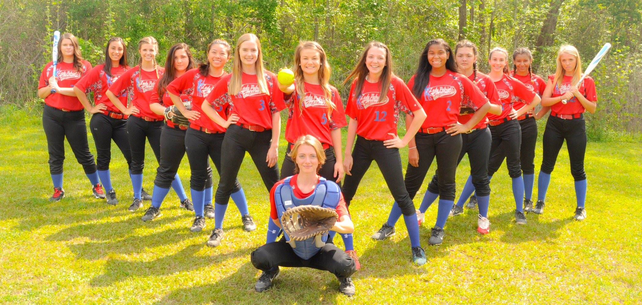 Patriot Softball 2018