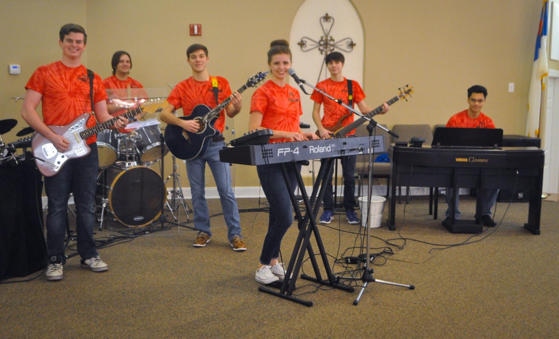 High School Praise Team