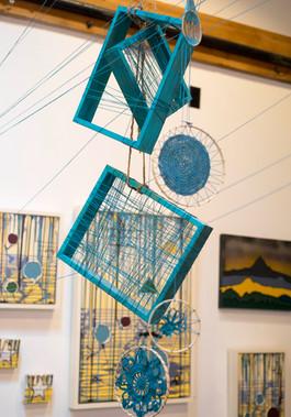 Bird String Crochet B