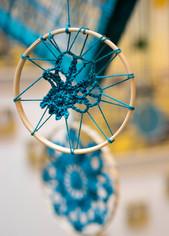 Bird String Crochet C