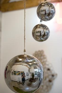 Kusama Inspired Balls