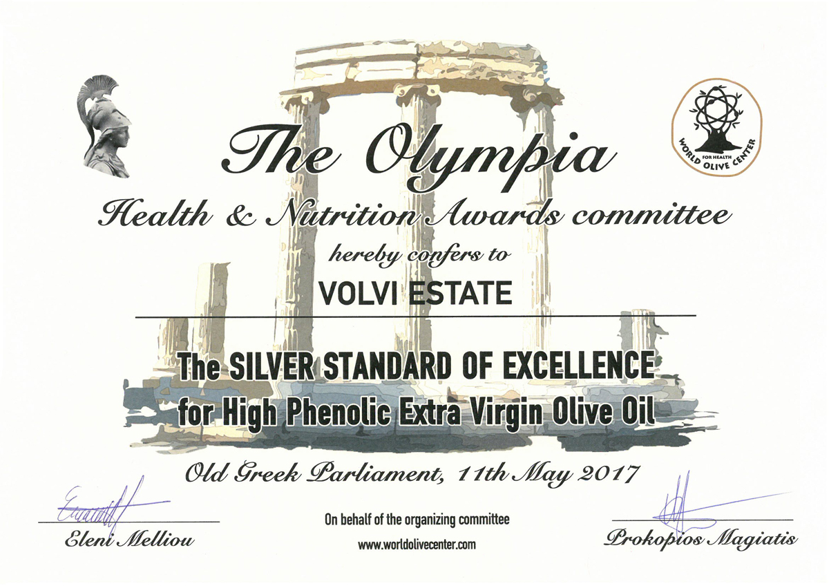 Silver Award 2017