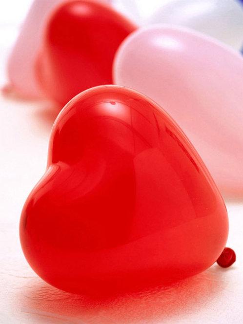 Шар гелиеый Сердце (большой)