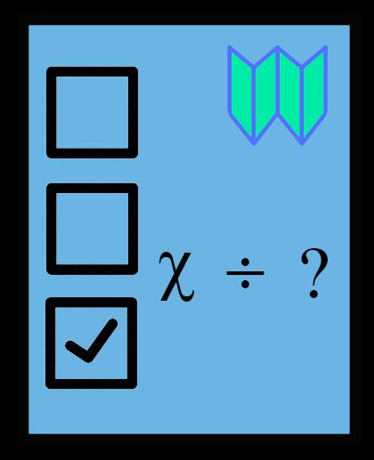 Multiple Choice - Maths & Numeracy