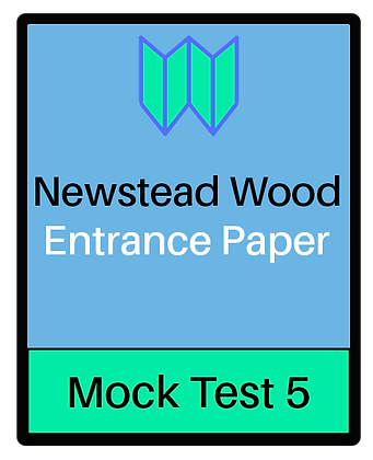 Newstead Wood Entrance Mock 5