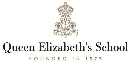 Queen_Elizabeth's_School,_Barnet_(logo).