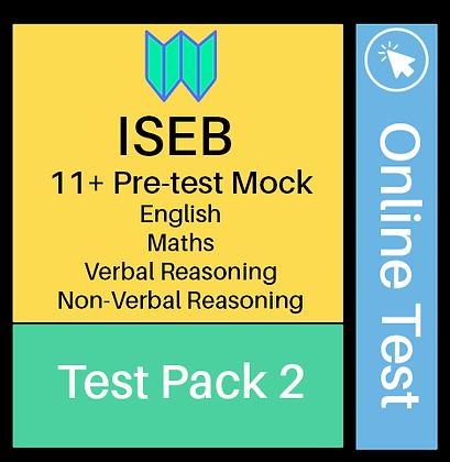 ISEB Online Assessment 2