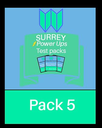 Surrey Power-ups Pack 5