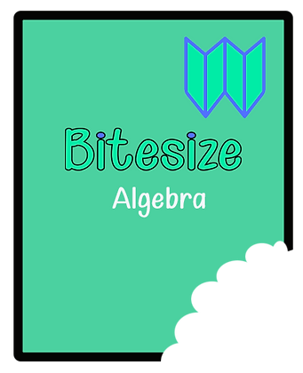 Bitesize - Algebra Paper2