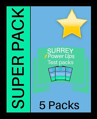 Surrey Power-ups Superpack