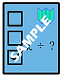 Multiple Choice Maths Sample.png