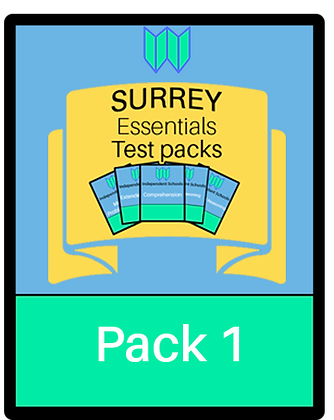 Surrey Essentials - Pack 1