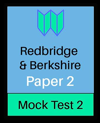 Redbridge & Berkshire Paper 2 -Mock 2