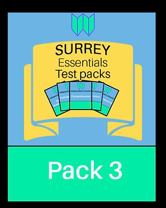 Surrey Essentials - Pack 3