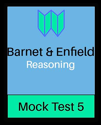 Barnet & Enfield: Reasoning Pack 5