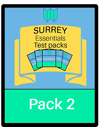 Surrey Essentials - Pack 2