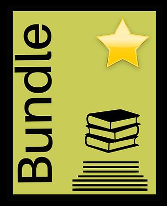 Open Answers  - English & Grammar 5 paper Bundle
