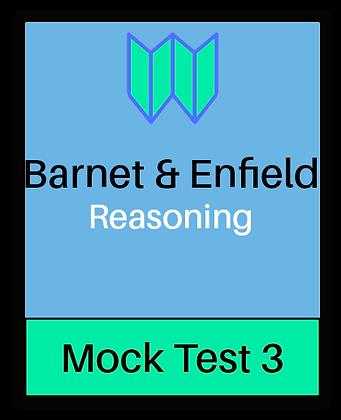 Barnet & Enfield: Reasoning Pack 3