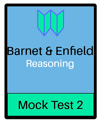 Barnet & Enfield: Reasoning Pack2