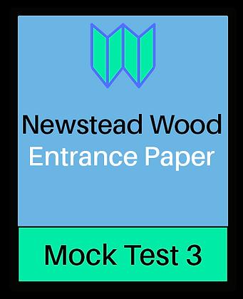 Newstead Wood Entrance Mock 3