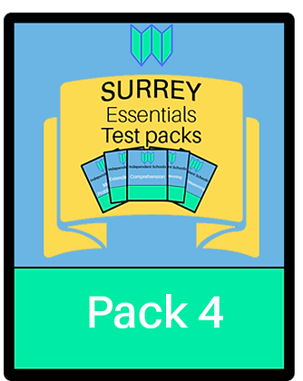 Surrey Essentials - Pack 4