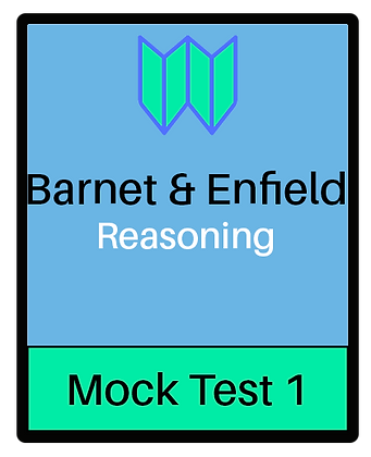 Barnet & Enfield: Reasoning Pack 1
