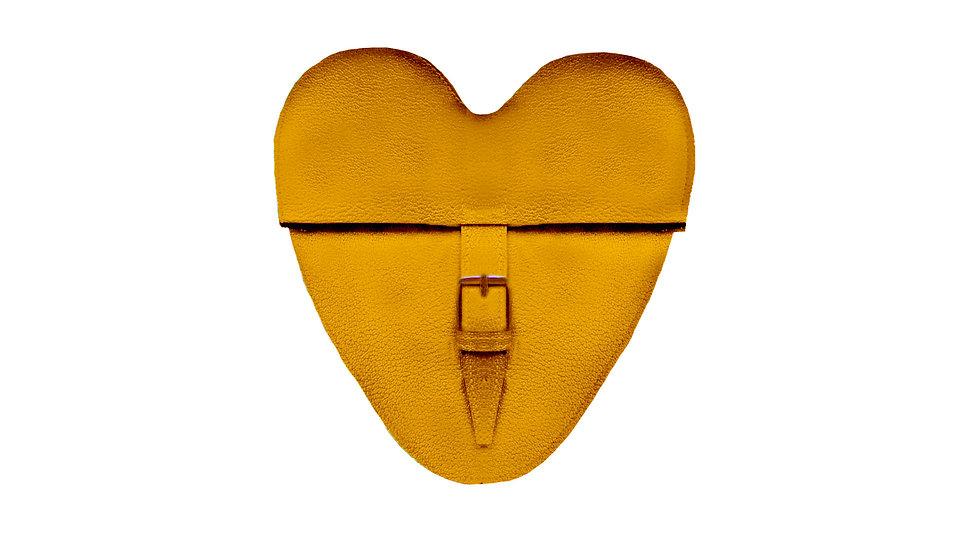 GOLD HEART RUCKSACK