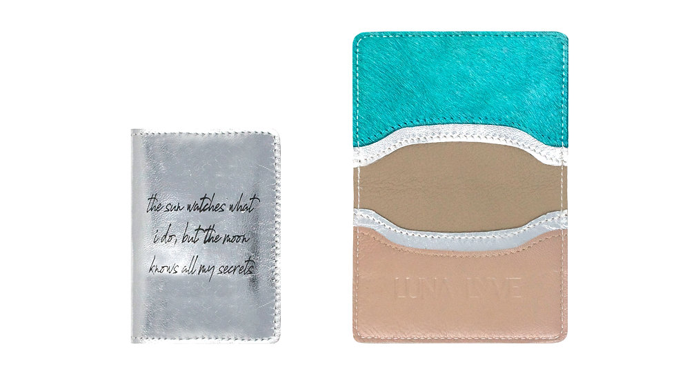 SECRETS CREDIT CARD HOLDER