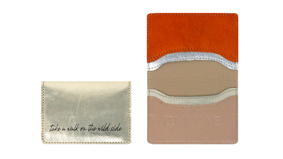 WILD SIDE CREDIT CARD HOLDER