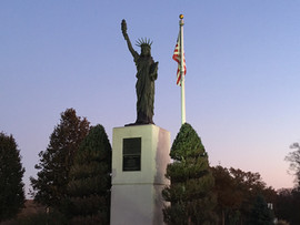 """Statue of Liberty"" Stephen Tetteh"