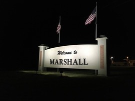 """""""Welcome to Marshall"""" Will VanVactor"""