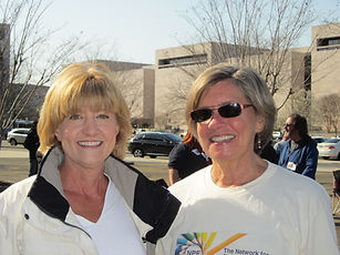 Kelly Flynn, Nancy Carlsson-Paige