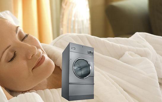 maquinas de lavanderia secador rotativo teknomak