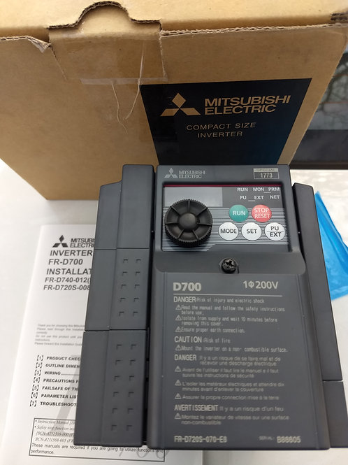 Inversor Mitsubishi FR-D740-036-E8 lavadoras Primus eRX180